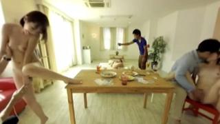 [VR 360度]日本VR成人 客廳亂交