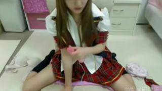 日本知名網站付費直播 私心推薦的一位學生妹 37