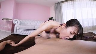 素股尻ズリ&フェラ手コキ 今井真由美