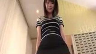 【西川ゆい】おっとりした女子大生とのセックス。これは羨ましすぎますわwww