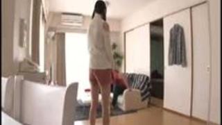 ルームメイトNTR ~同棲中に居候してきた親友と彼女の浮気中出し映像~
