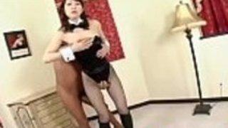 日本のプレイボーイバニー・インテンシブ・ファッキング - もっと日本語のフルHDポルノwww.IFLJAPAN.com