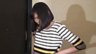 日本の妊婦のCFNM奴隷マゾピスト夫