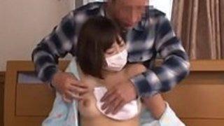 【熟女エロ動画】素人顔出しNG娘にテマン責め日本人ビデオ