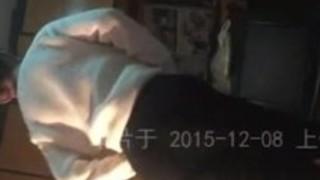 中国のアジアの中国の恋人ガールフレンドのストリッパーのセックス