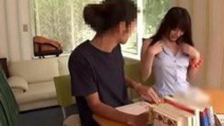美女家庭教師がご褒美のかわりにくれた中出しSEX!|イクイクXVIDEOS日本人無料エロ動画まとめ