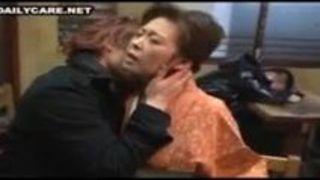 【神津千絵子フェラ】五十路の熟女女将の、神津千絵子のフェラプレイがエロい。