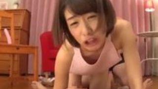美少女 フェラ 3P 絶頂 川上奈々美