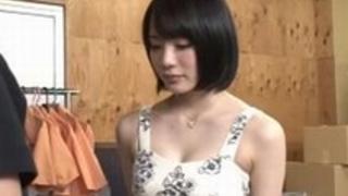【鈴村あいり】B82W53H80のムラムラするショートヘア美女モデルを騙してグラビアハメ撮りセックス三昧13【No12641】
