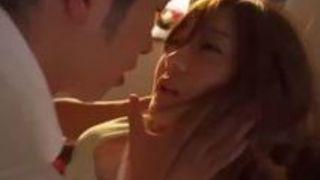 【人妻】石原莉奈 美女妻が淫乱過ぎてイキ狂いSEX