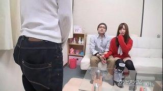彼氏の目の前で彼女が!?Part12  仙堂可奈