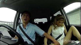 ドライブ Go Naked ~スピリチュアルスポットでパイパンマンコに幸せの種まき~   水原サラ